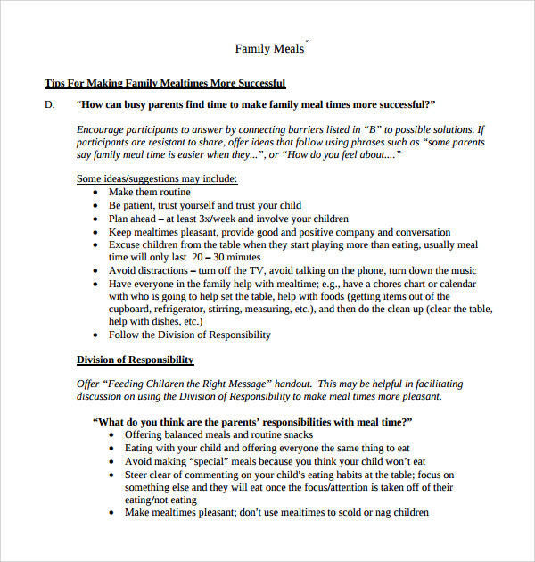 family weekly meal plan template%ef%bb%bf