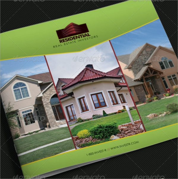 Realtor Brochure Template   Download In Vector Eps Psd
