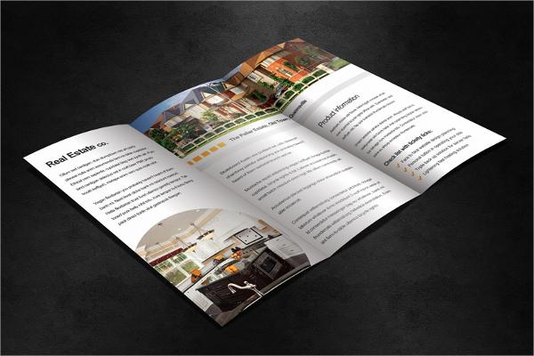 useful realtor brochure template