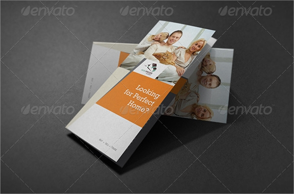 Realtor Brochure Template - 16+ Download In Vector Eps, Psd
