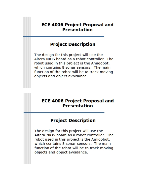 sample powerpoint proposal template 9 free documents