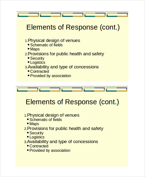 Sample PowerPoint Proposal Template