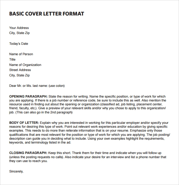 Marketing event planner cover letter
