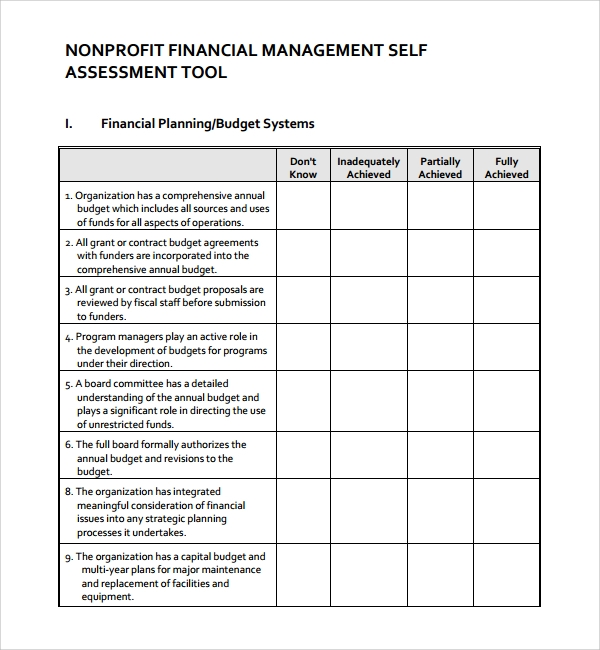12 non profit proposal templates sample templates for Grant template for nonprofit