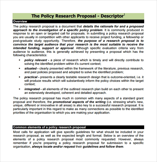 research proposal paper in educational aspect A sample research paper/thesis/dissertation on aspects of elementary lineary algebra by james smith bs, southern illinois university, 2010 a research paper/thesis/dissertation.