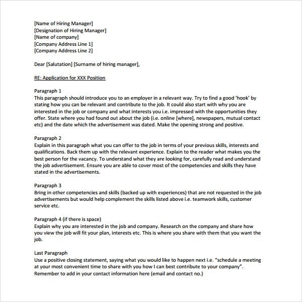 entry level photography cover letter - Cover Letter For Photography