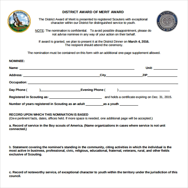 formal award certificate templates merit certificate template