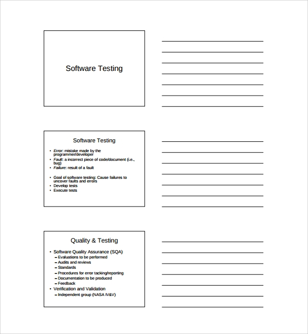 test case template quotes