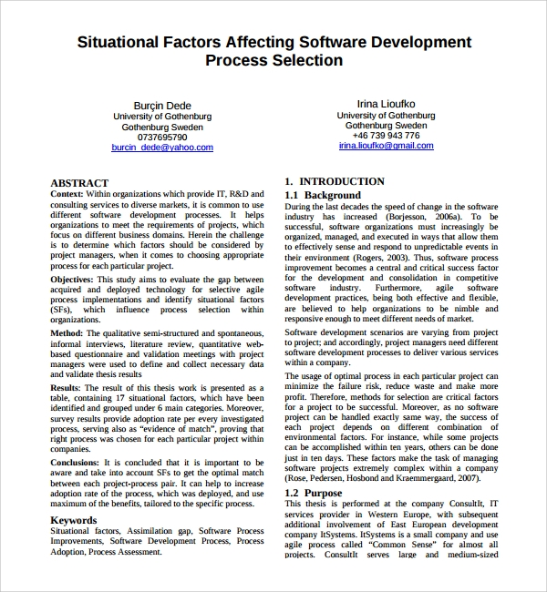 factor affecting software assessment1