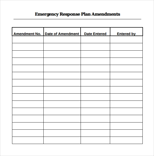7 Tips On Writing An Emergency Preparedness Plan