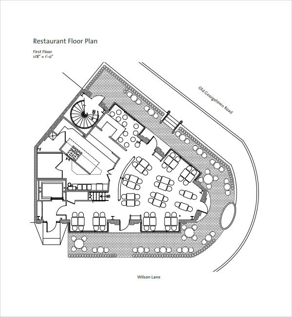 Sample floor plan template free documents in pdf word