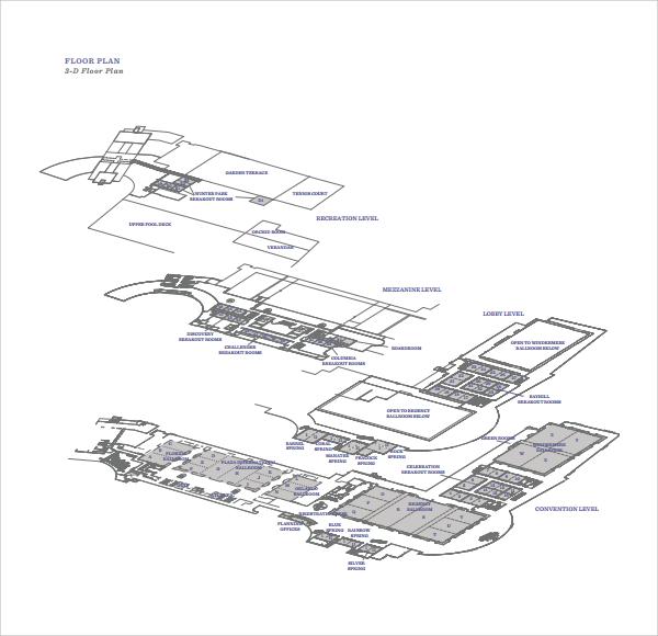 example of floor plan template