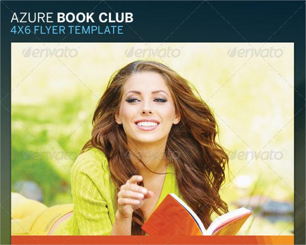 azure book club flyer