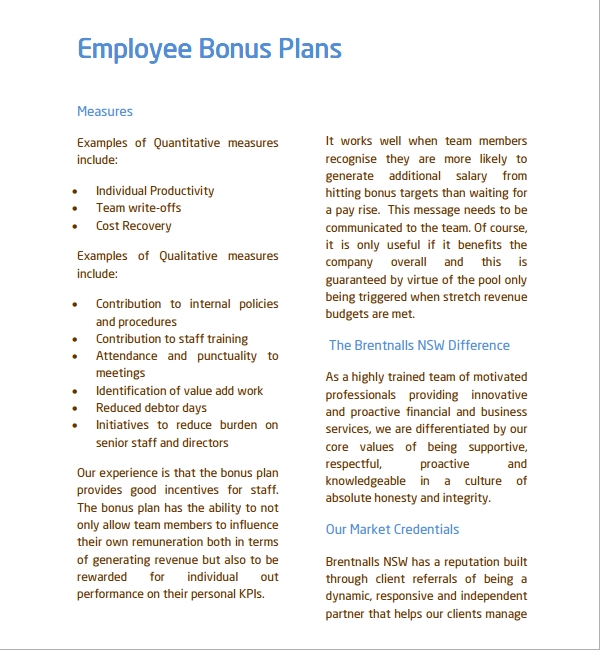 employee referral bonus policy - Zoro.blaszczak.co