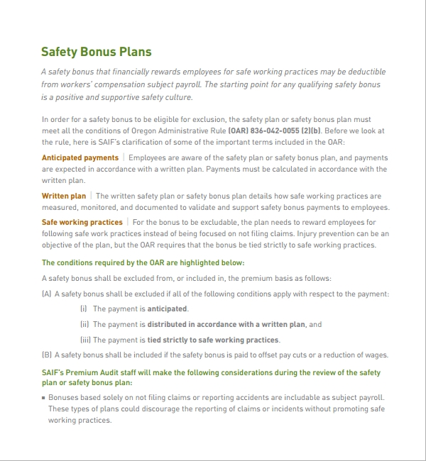 performance bonus template sample bonus plan template 7 free documents in pdf