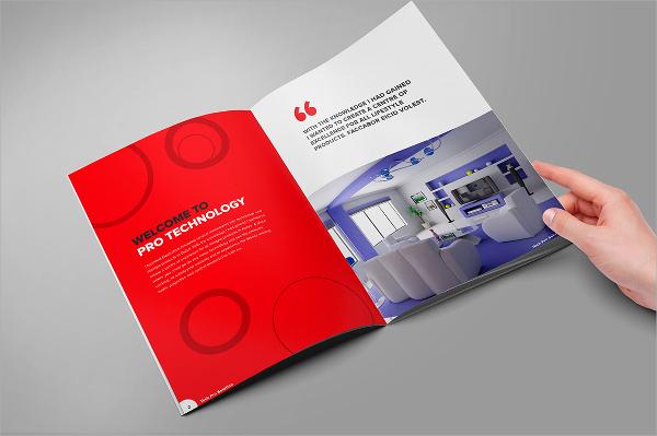 home technology brochure