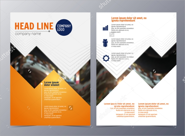 Technology Brochures  Vector Eps Psd
