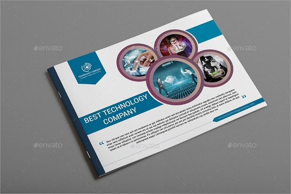 Technology Brochure Template Akersart
