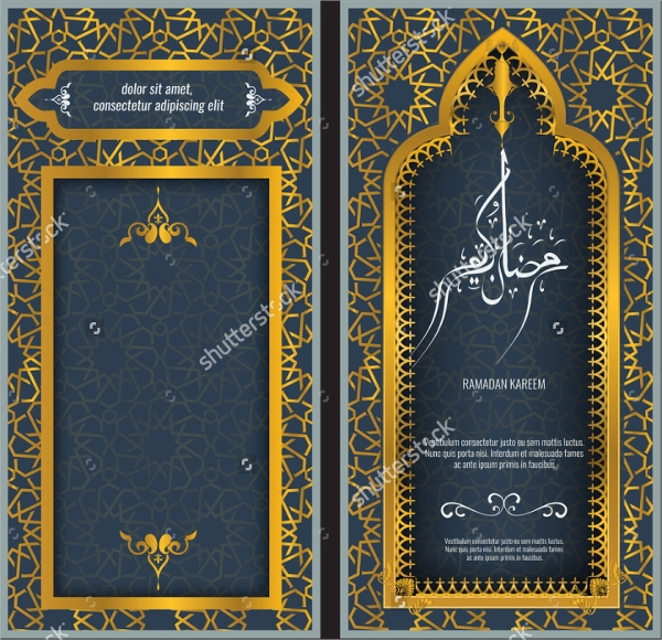 Religious Brochure   Download In Vector Eps Psd