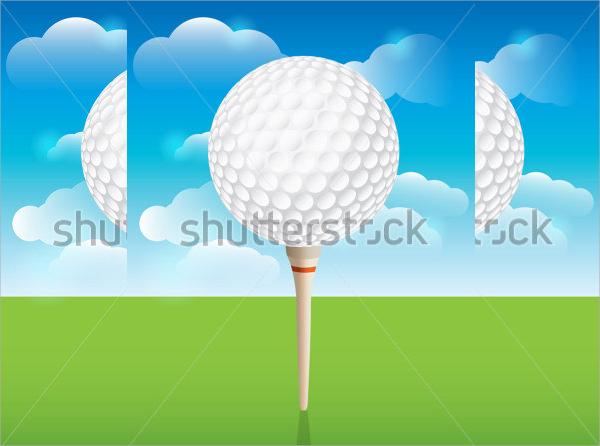 golf tournment flyer design template1