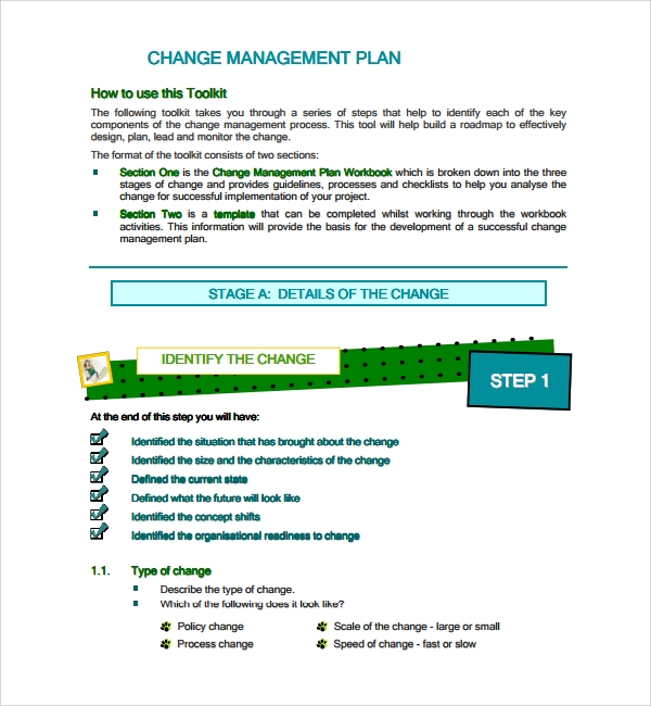Three Types of Change Management Models
