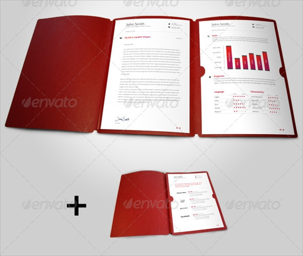 resume presentation folder A well designed presentation folder is an ongoing, visual reminder of your business, one that potential customers and clients get to keep and refer to as needed you.