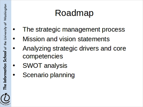business roadmap powerpoint template