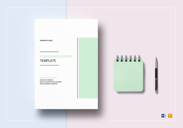 Conference-Report-Template Sales Expense Report Sample on template example, template for court, spreadsheet template, printable business, template excel free, template for mac, receipts clip art, sample categories, printable weekly, due clip art,