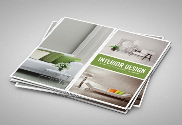 gate fold interior brochure