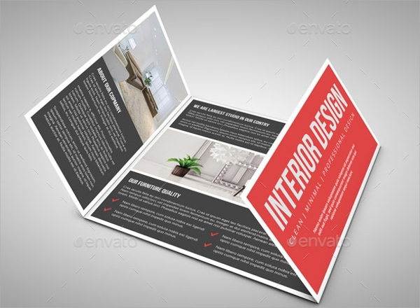 Gate Fold Brochure Mockup - 20+ Download In Vector EPS, PSD