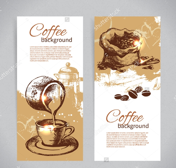 Coffee Shop Brochure Template   Download In
