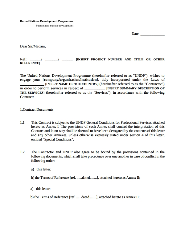 Sample Service Agreements Sample Service Level Agreement Sample
