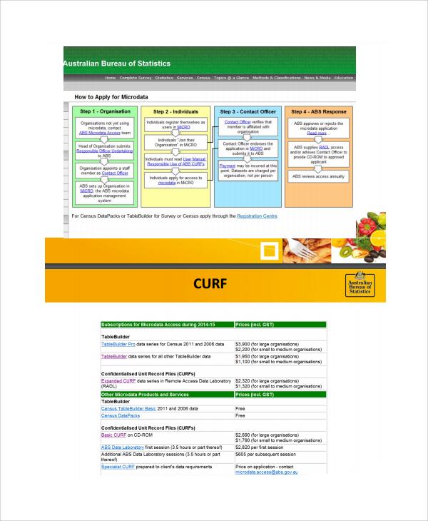 national health survey template