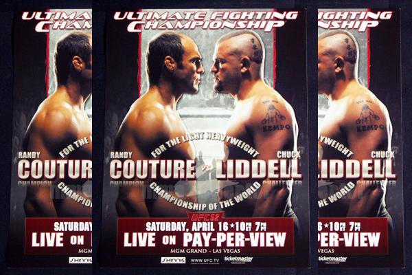 ufc fight night flyer
