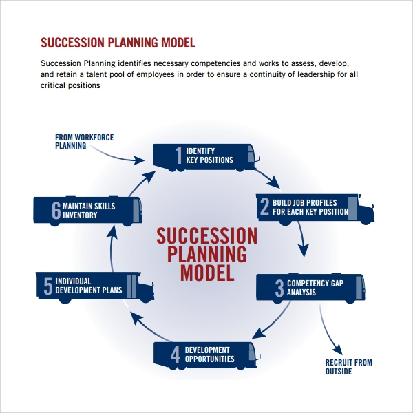 succession planning model template