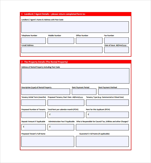 Commercial Tenancy Agreement  Commercial Tenancy Agreement Template