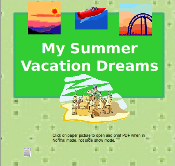 Sample Summer Powerpoint Template   Free Documents Download In Ppt