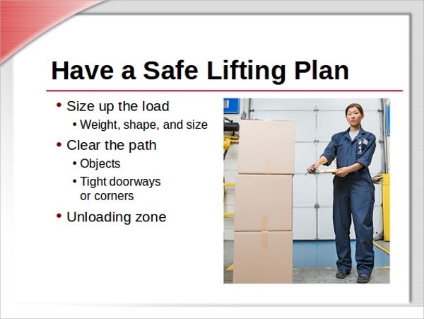 sample safety powerpoint template 6 free documents