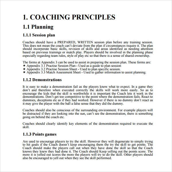 Starting a Life Coaching Company – Sample Business Plan Template