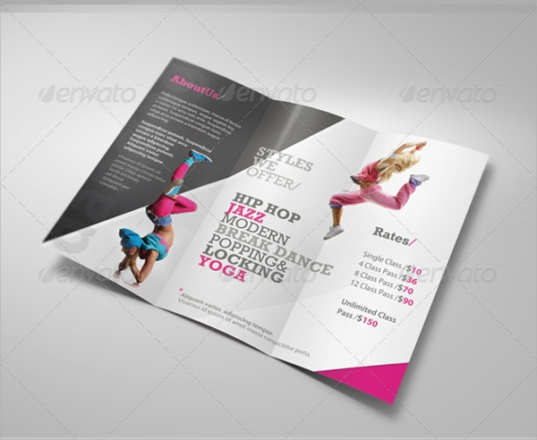 Studio Brochures  Psd Vector Format Download