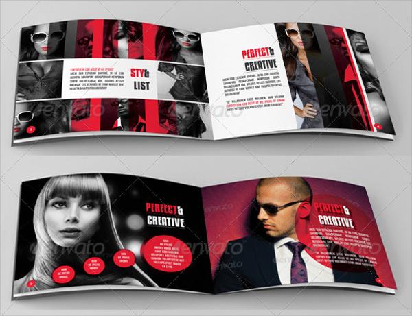 photography studio brochure