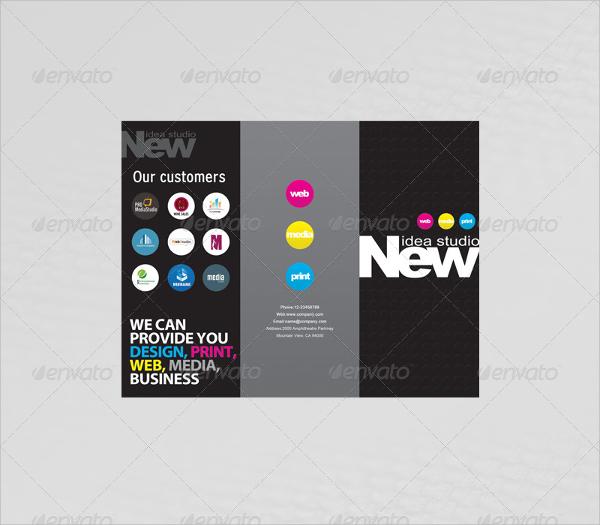 media studio brochure