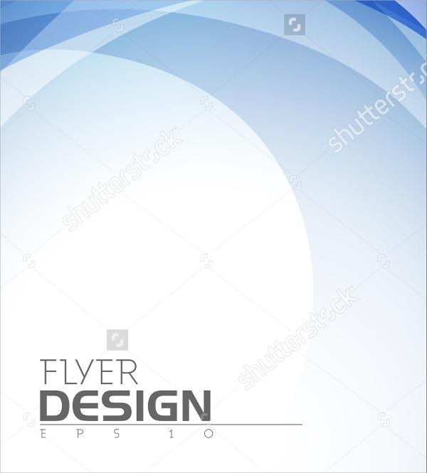 vector professonal corporate flyer