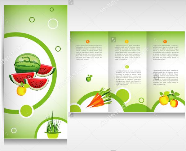 Coffee Shop Brochure Template | Modern Design On Behance