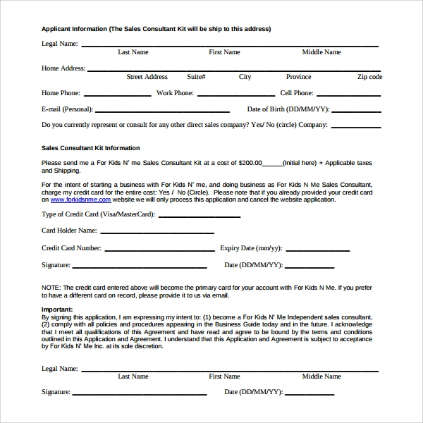 Sales Of Business Consulting Agreement