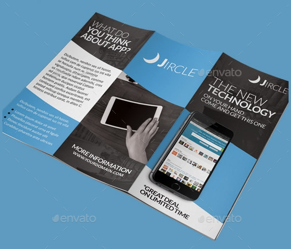 27  promotional brochures