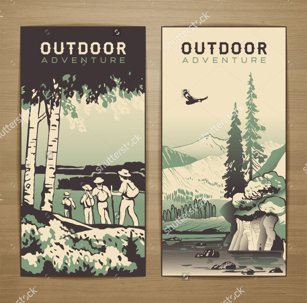 adventure prootional brochure