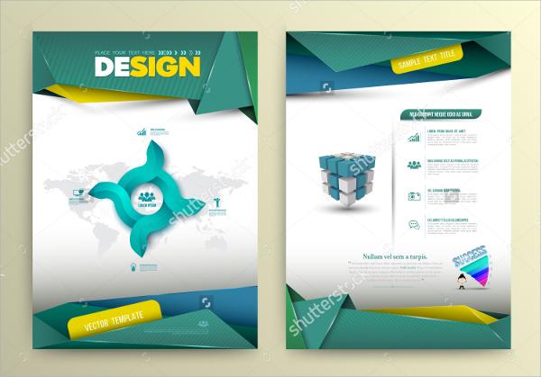 promotional brochure design