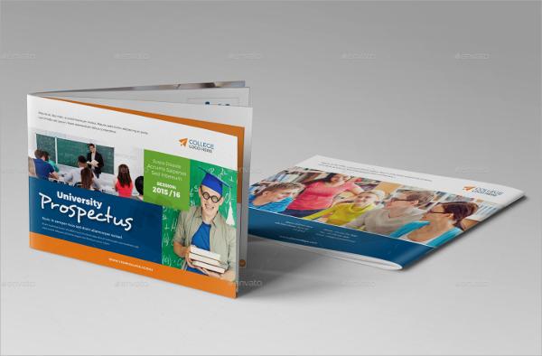 print college brochure