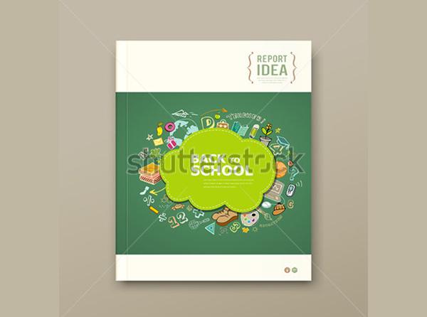 ideal college brochure